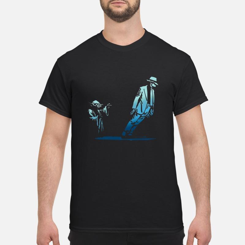 Yoda Seagulls and Michael Jackson shirt